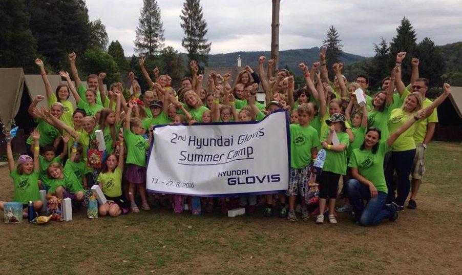 Hyundai Glovis Summer Camp