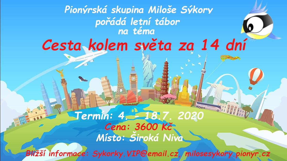 Letní tábor 2020